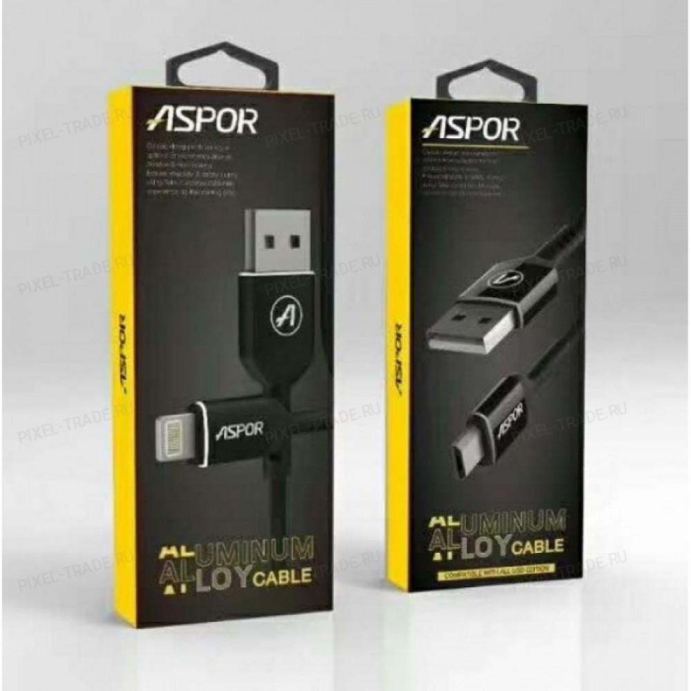 USB-кабель Aspor A159 для iPhone 5/6