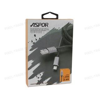 USB кабель  Aspor A131L micro