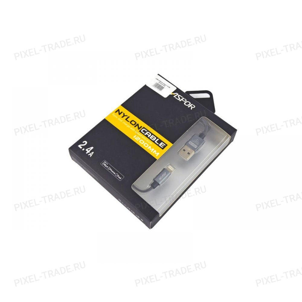 USB кабель Aspor A158 Micro