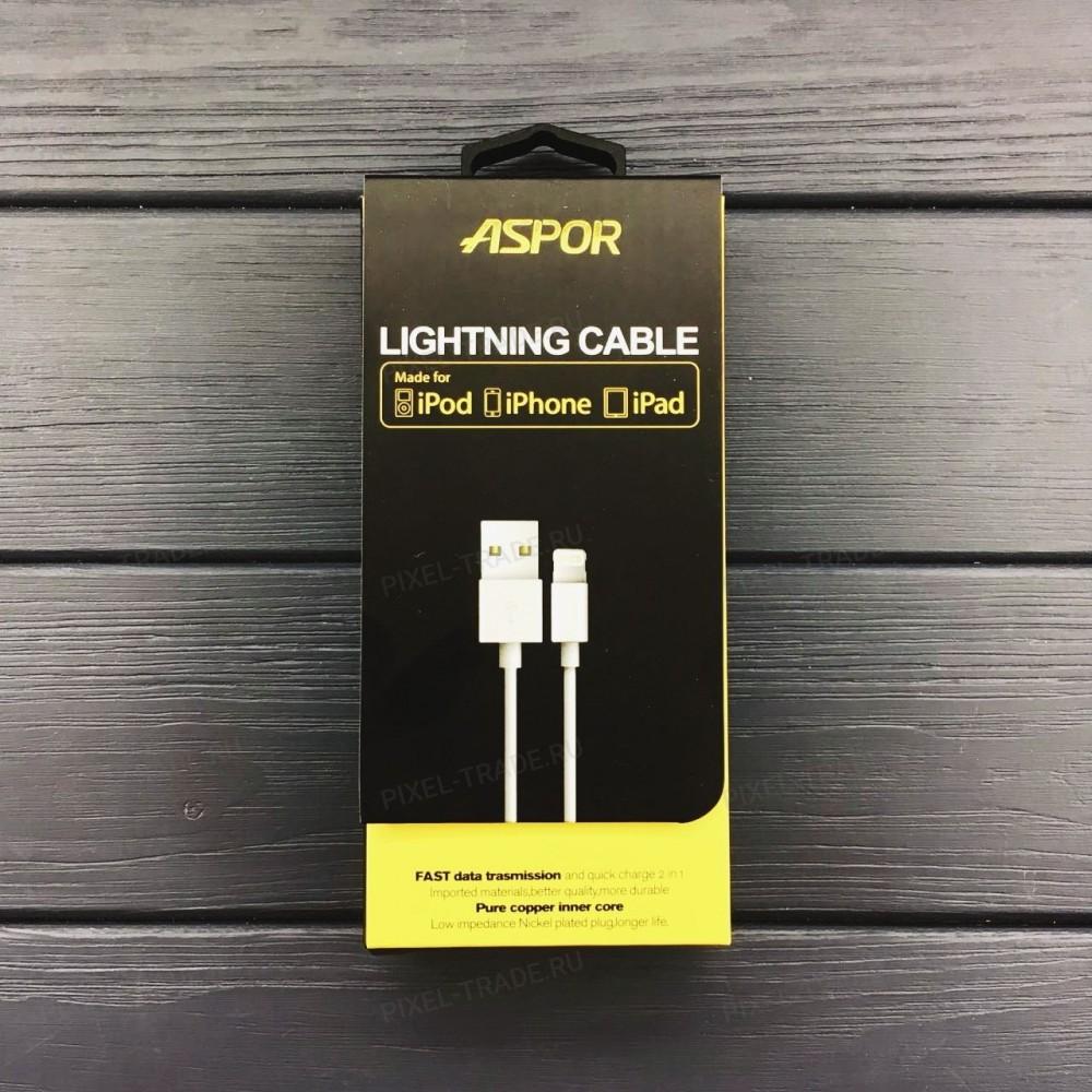 USB-кабель Aspor A175 Lightning