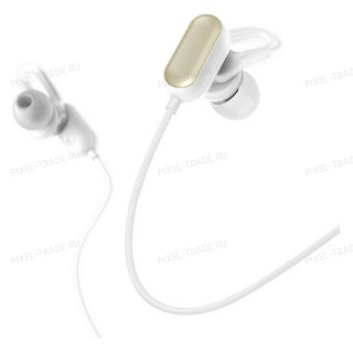Беспроводные стерео-наушники Xiaomi Mi Millet Sports Bluetooth Youth Edition (White)