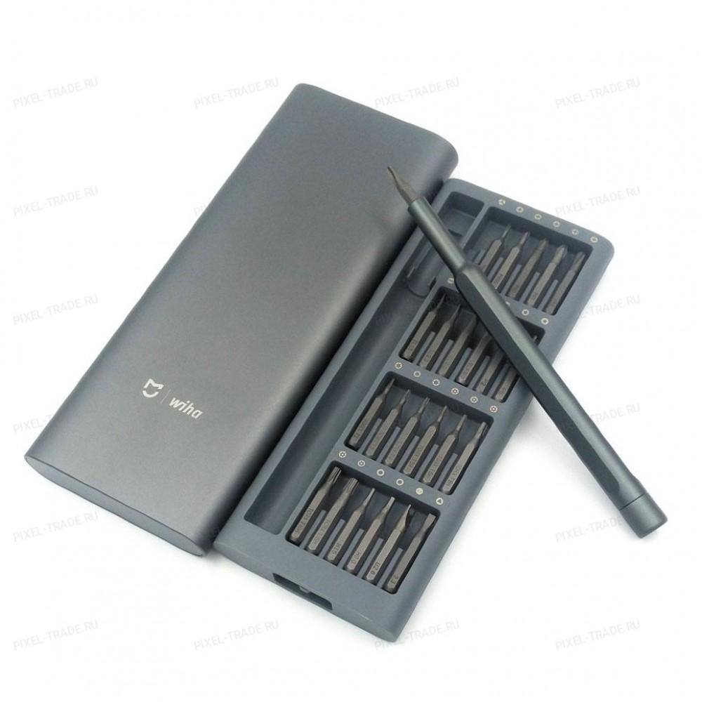 Набор отверток Xiaomi MiJia Wiha Technical Screwdriver Set (Dark Grey)