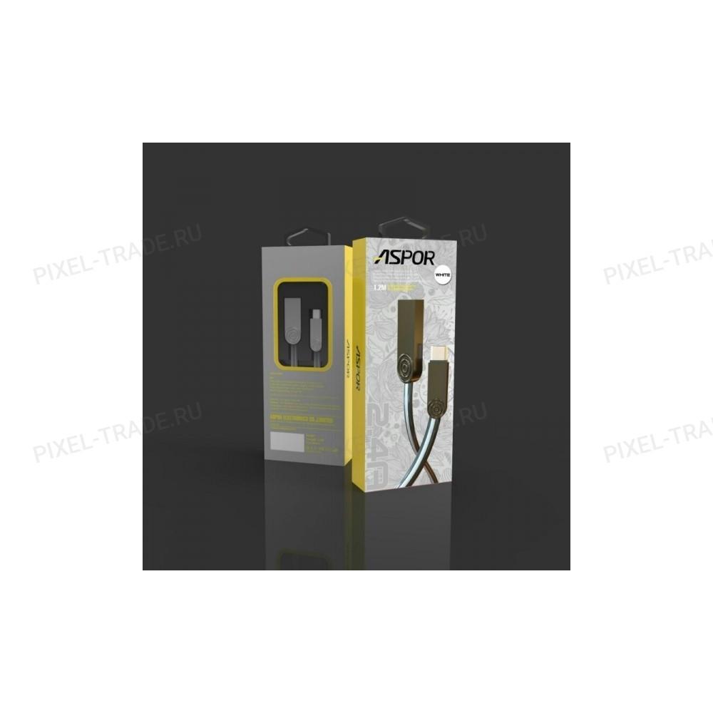 USB кабель Aspor AC-15 Micro