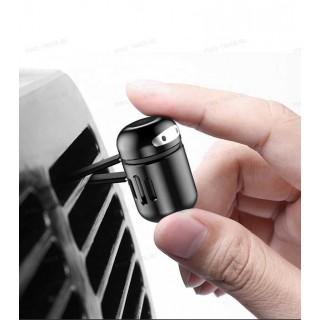 Автомобильный ароматизатор Baseus Little Fatty In-vehicle Fragrance (Black) SUXUN-PD01