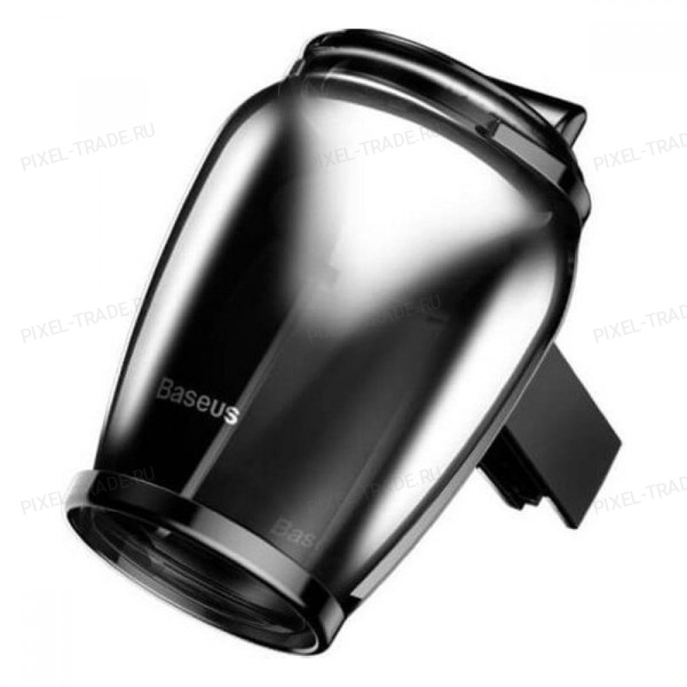 Автомобильный ароматизатор Baseus Zeolite Car Fragrance (Black) AMROU-01