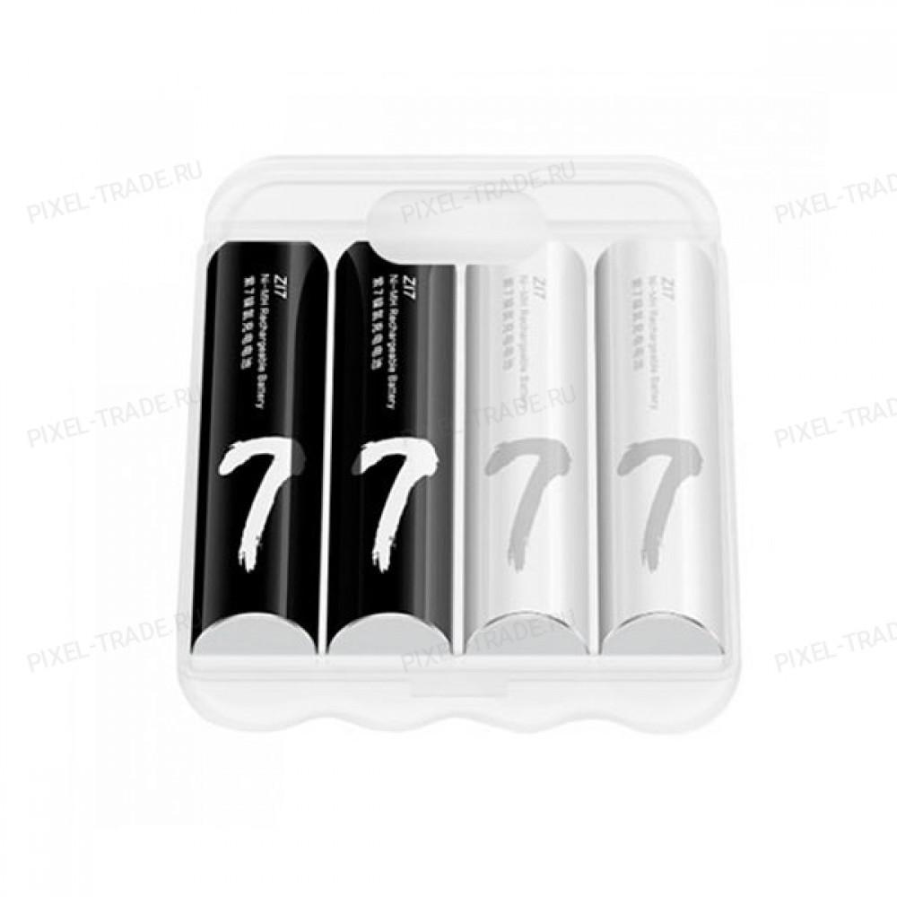 Батарейки аккумуляторные Xiaomi ZI7 типа AAA 4 шт.
