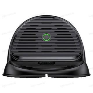 Беспроводное зарядное устройство Baseus Silicone Horizontal Desktop WXHSG-01