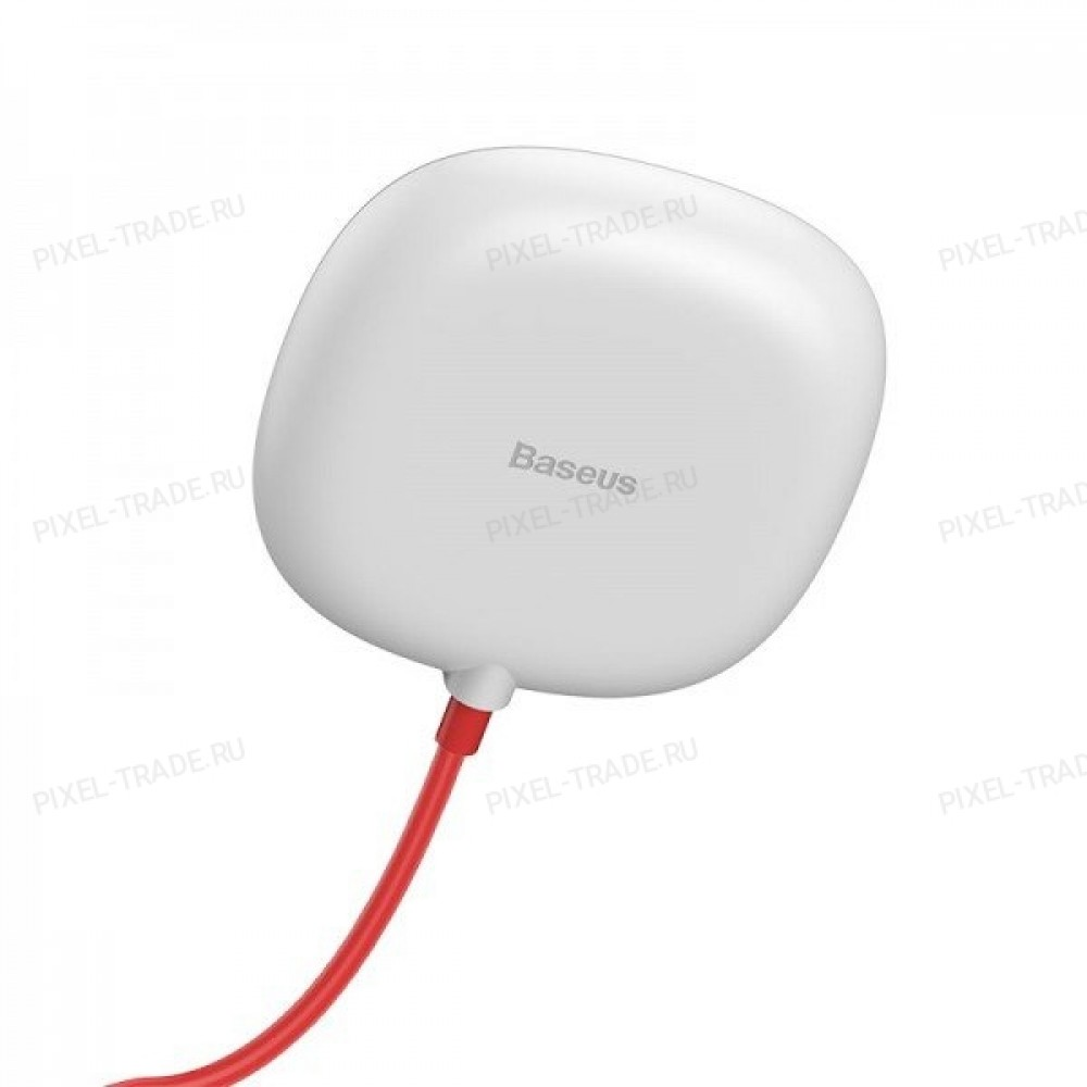 Беспроводное зарядное устройство Baseus Suction Cup Wireless Charger (White) WXXP-02