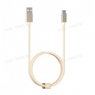 Кабель Xiaomi Type-C USB Gold