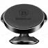 Магнитный держатель Baseus Small Ears Series Magnetic Suction Bracket Black SUER-F01