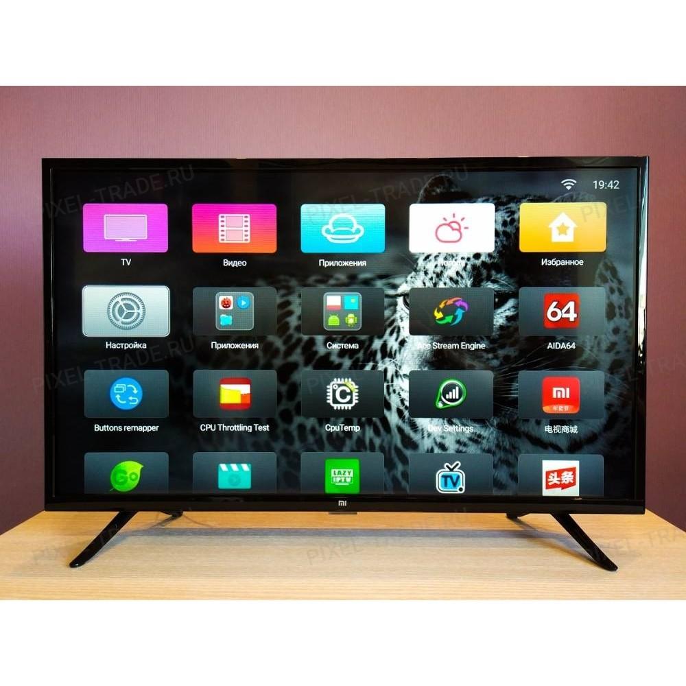 Телевизор Xiaomi Mi TV 4A 32 T2 Черный