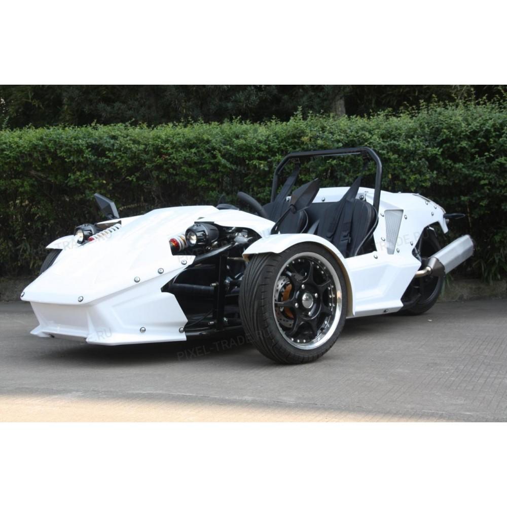 ZTR Trike Roadster 250 CC Белый