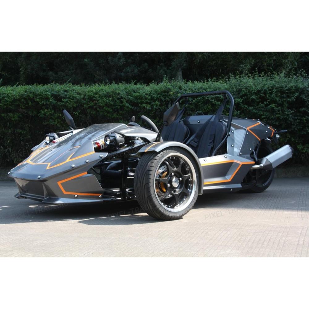 ZTR Trike Roadster 250 CC Серый