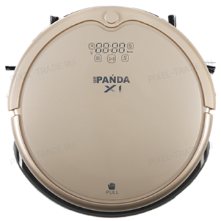 Робот пылесос clever PANDA X1 Gold