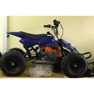ML-50 Snow 2 в 1 (детский квадроцикл-вездеход) Синий