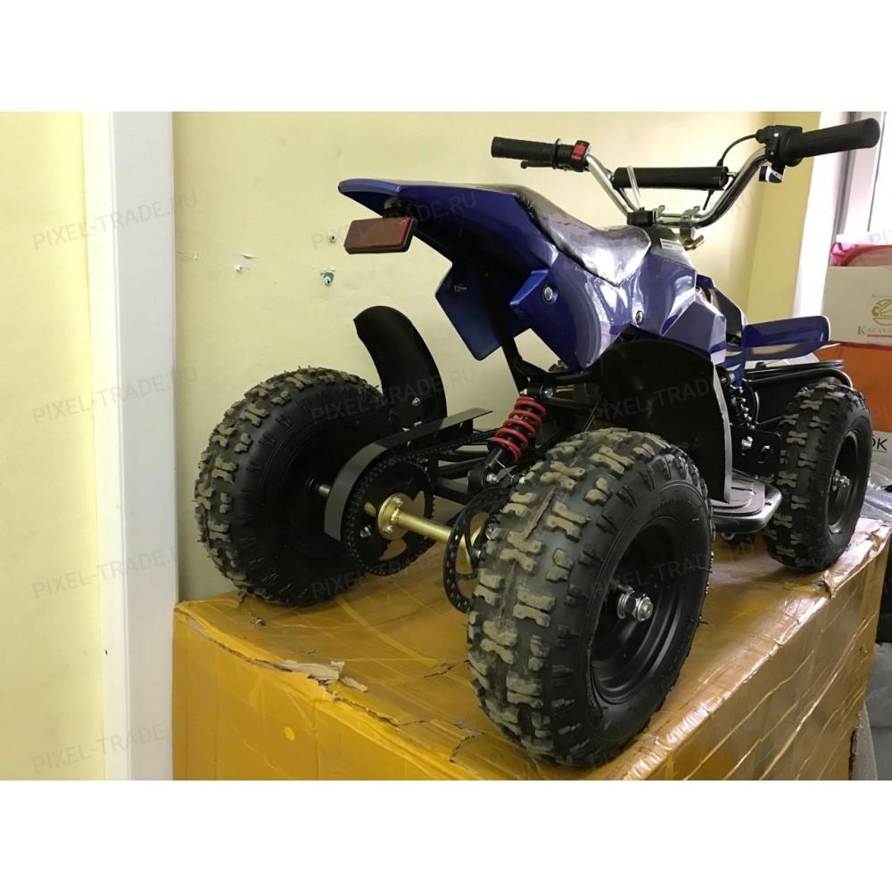Квадроцикл ML-50 Snow Синий