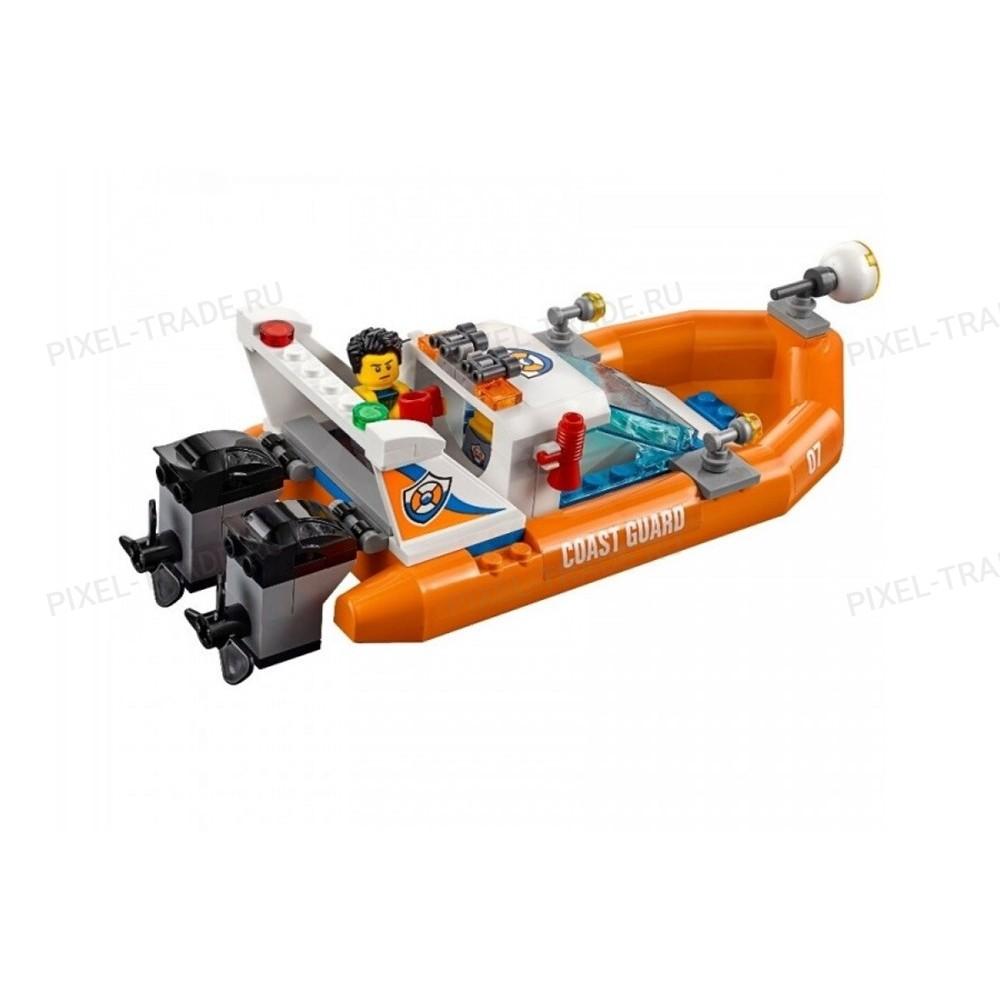 """Конструктор """"Операция по спасению парусной лодки"""" BELA 10752 - 206 дет."""