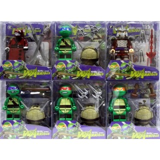 Черепашки Нинзя игрушки фигурки