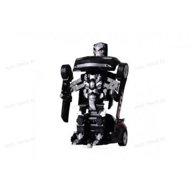 Радиоуправляемый робот-трансформер десептикон Jia Qi TT661A