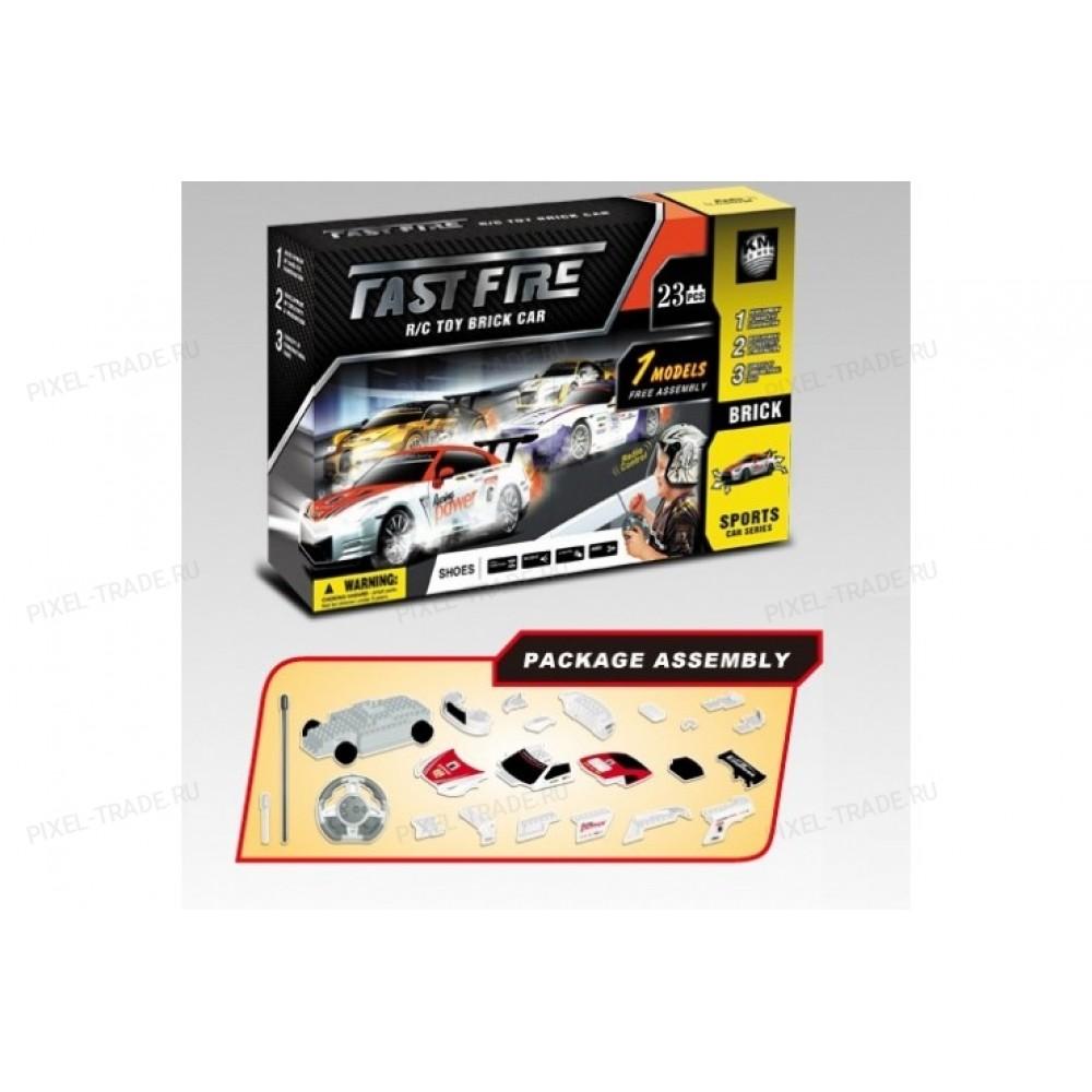Радиоуправляемый конструктор - автомобили Mclaren Sport MYX 2028-1SA