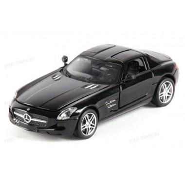 Радиоуправляемая машинка Model Mercedes-Benz SLS AMG масштаб 1:24 Meizhi 25046A