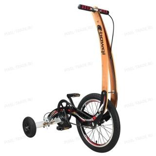 Bowqi фитнес велосипед