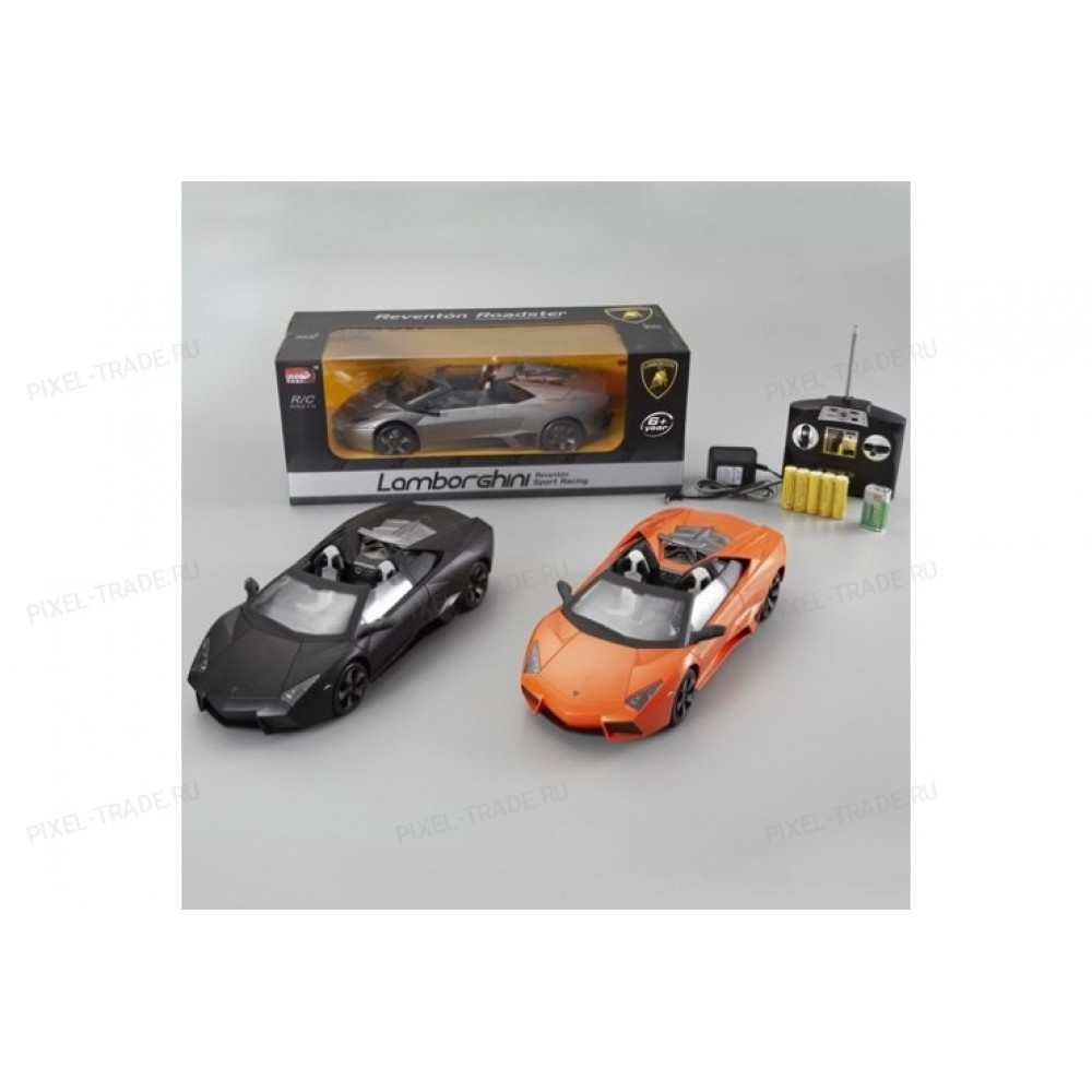 Радиоуправляемая машинка Model Lamborghini Reventon Roadster масштаб 1:14 Meizhi 2027
