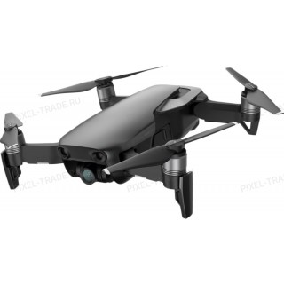Квадрокоптер Dji Mavic Air (Flame black, черный)