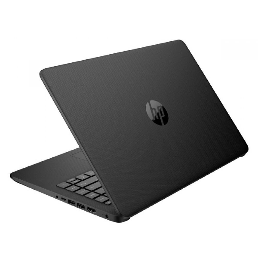 "Ноутбук HP 14s-fq0091ur, 14"", IPS, AMD Athlon Gold 3150U 2.4ГГц, 4ГБ, 256ГБ SSD, AMD Radeon , Free DOS 3.0, 3B3M5EA, черный"
