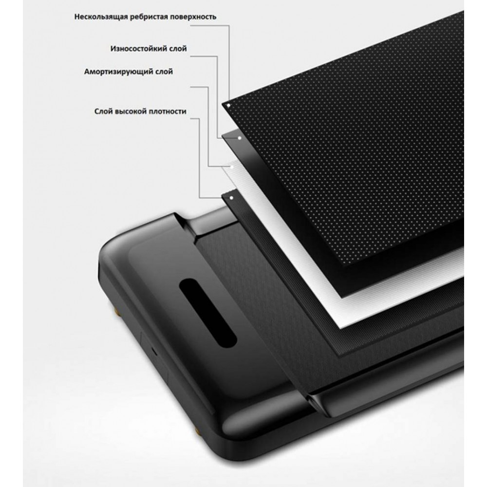Электрическая беговая дорожка Xiaomi WalkingPad С2(WPC2F) Black