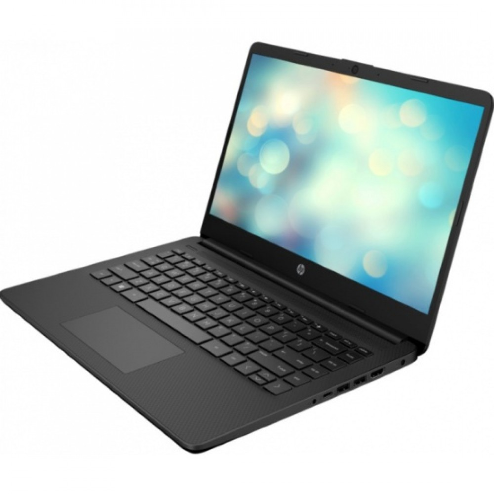 Ноутбук HP 14s-dq0047ur (3B3L8EA) Black