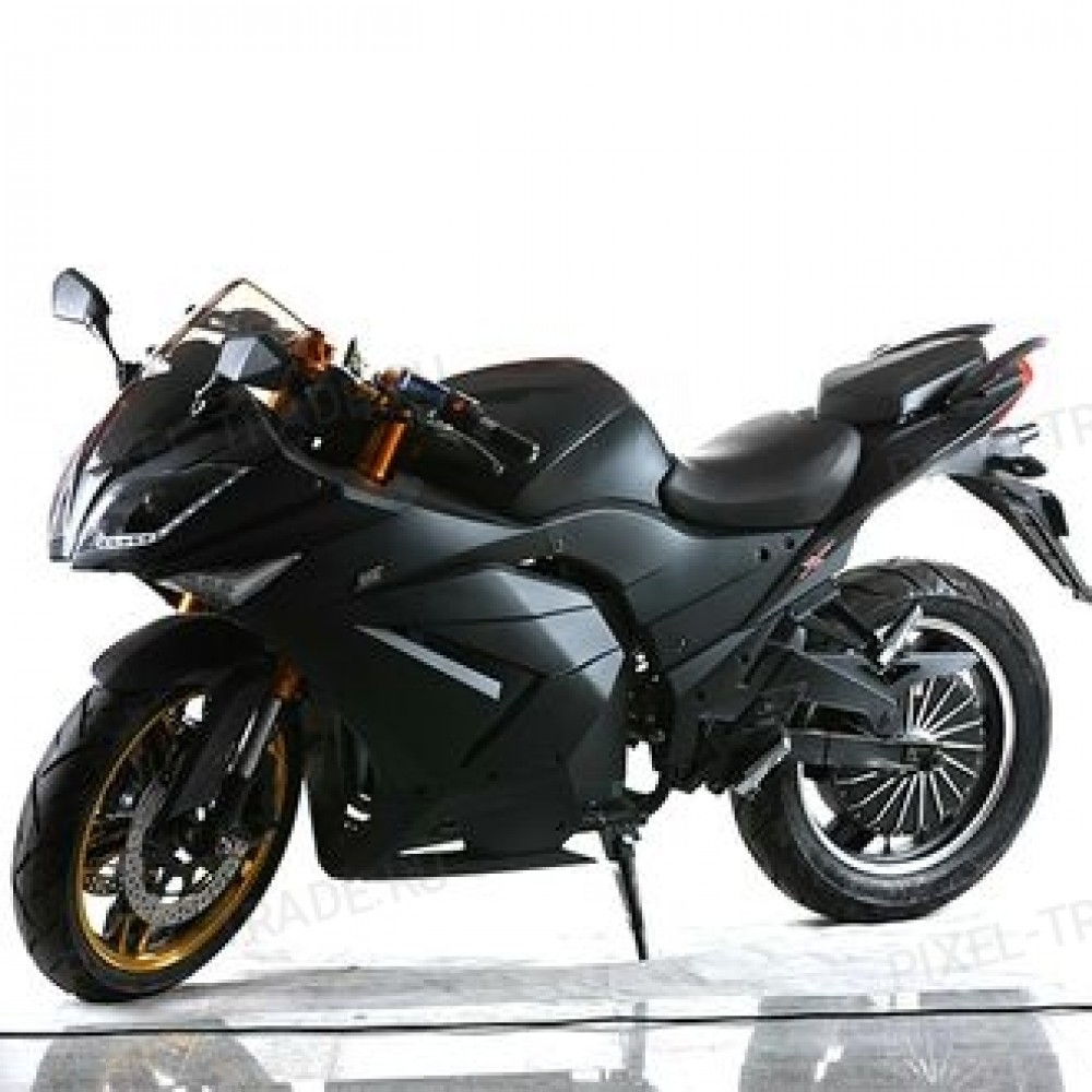 Электромотоцикл Moto GT-3000W Black