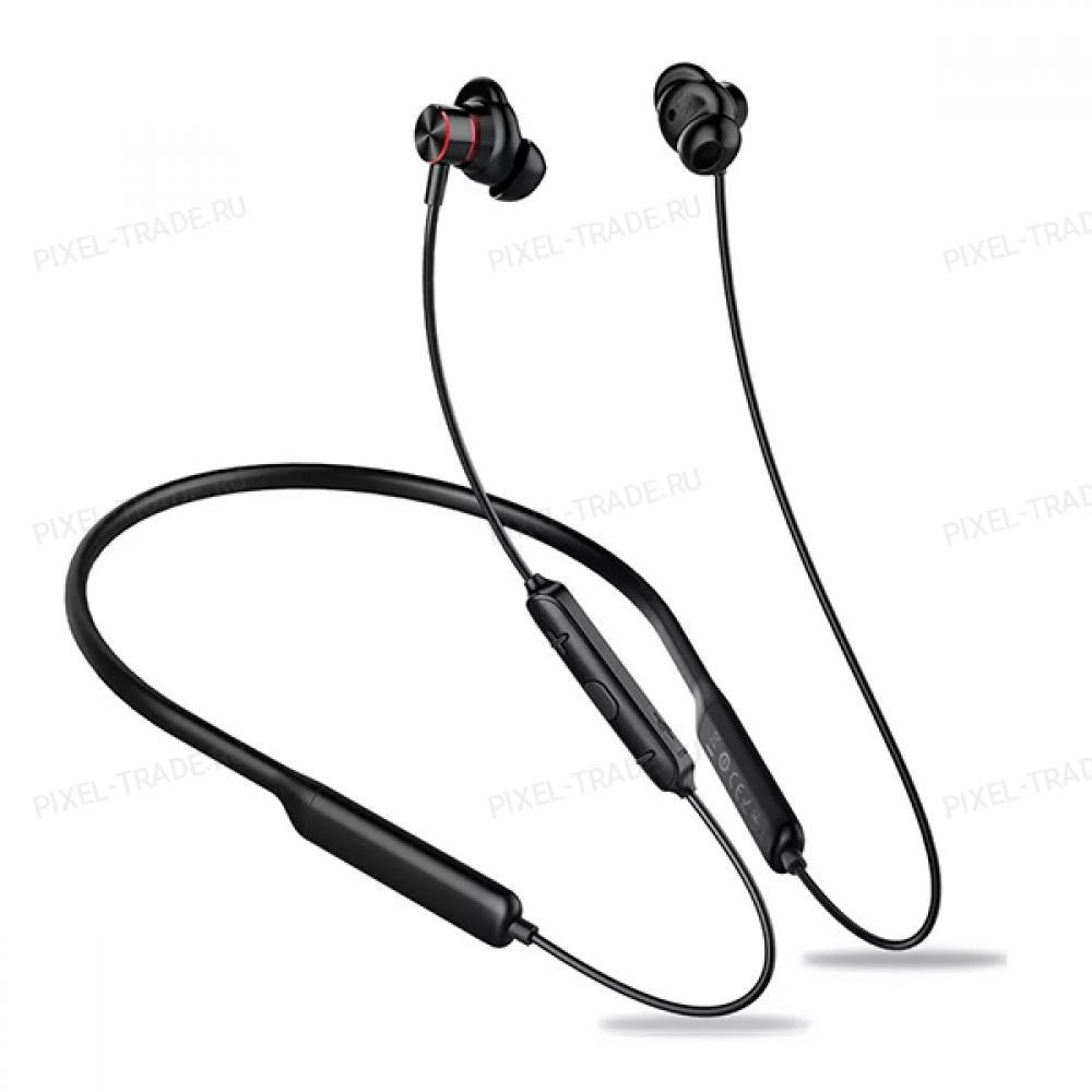 Беспроводные Наушники Baseus Enkok Bluetooth Earphone S12 (Black) NGS12-01