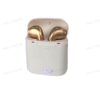 Беспроводные наушники i7-TWS B (Gold)