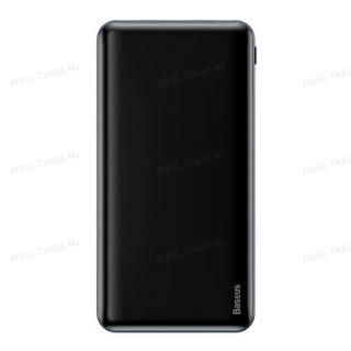 Внешний аккумулятор Baseus Simbo Smart 10000mAh Black PPALL-AQB01