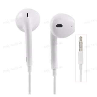 Наушники Hoco M1 для Apple Mini-Jack 3.5mm (White)