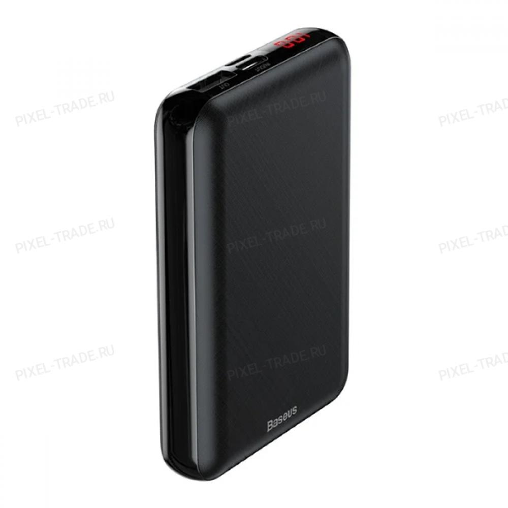 Внешний аккумулятор Baseus Mini S PD Edition 10000mAh (Black) PPALL-XF01