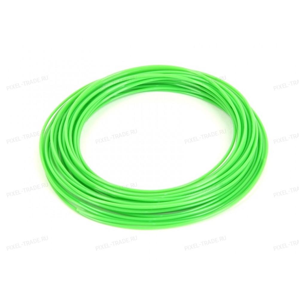 Аксессуар 3DPen PLA-пластик 10m Green
