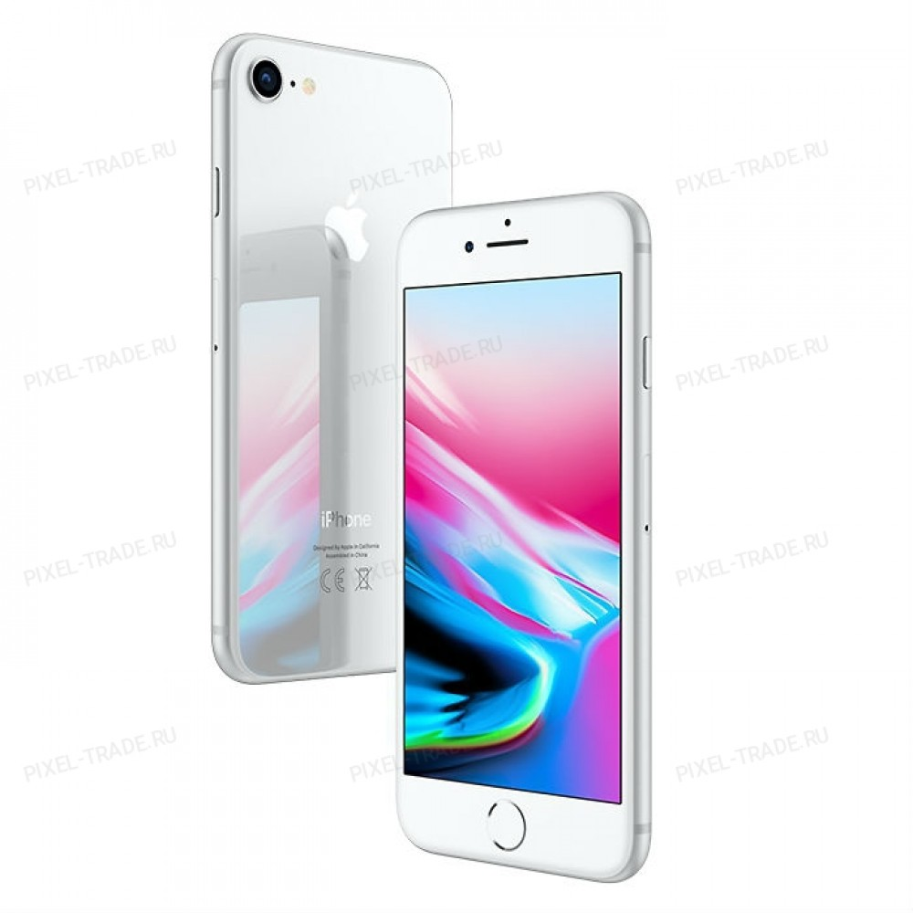 Apple iPhone 8 64 Gb Silver (Серебристый)