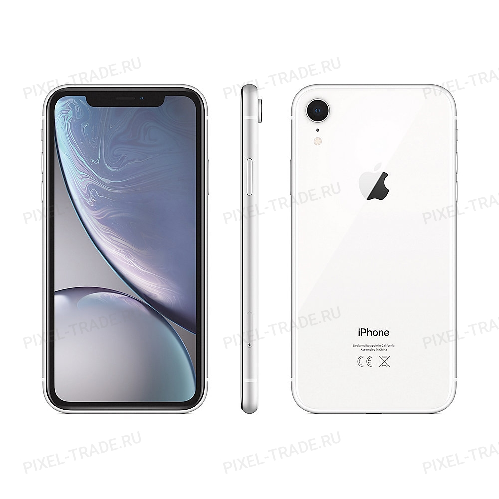 Apple iPhone Xr 256 Gb White (Белый)