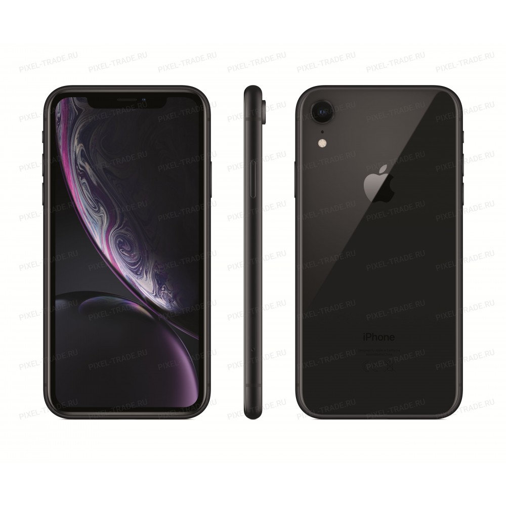 Apple iPhone Xr 64 Gb Black (Чёрный)