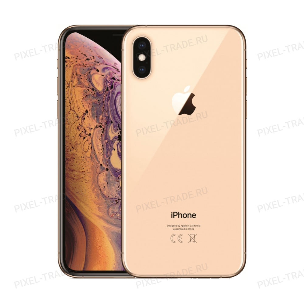 Apple iPhone Xs 512 Gb Gold (Золотой)