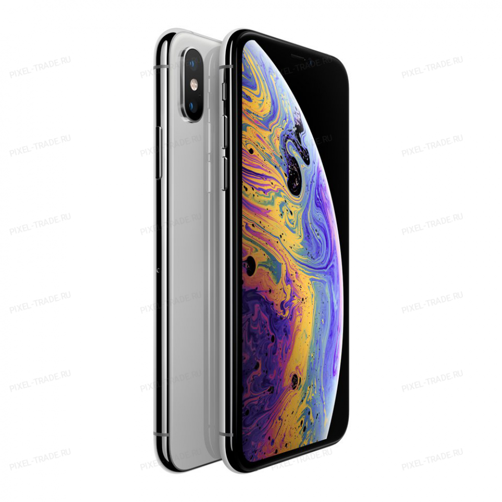 Apple iPhone Xs Max 512 Gb Silver (Серебристый)