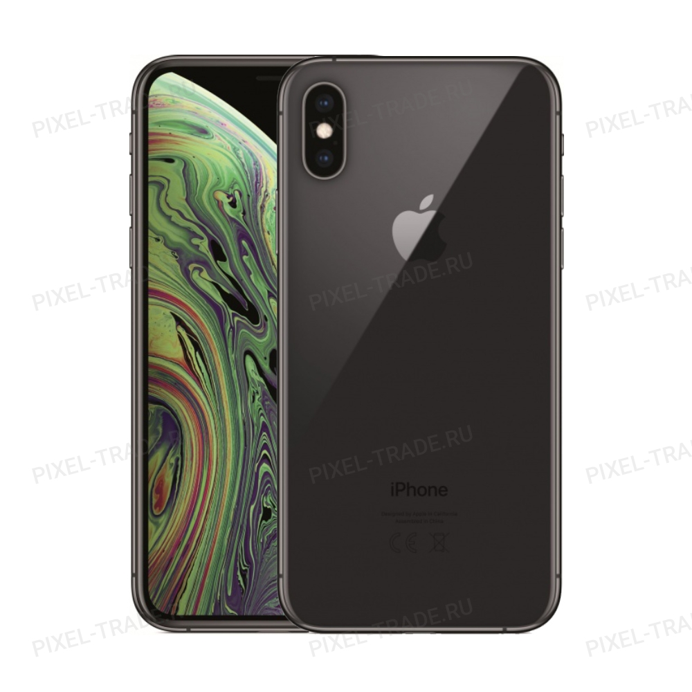Apple iPhone Xs 64 Gb Gray (Серый)