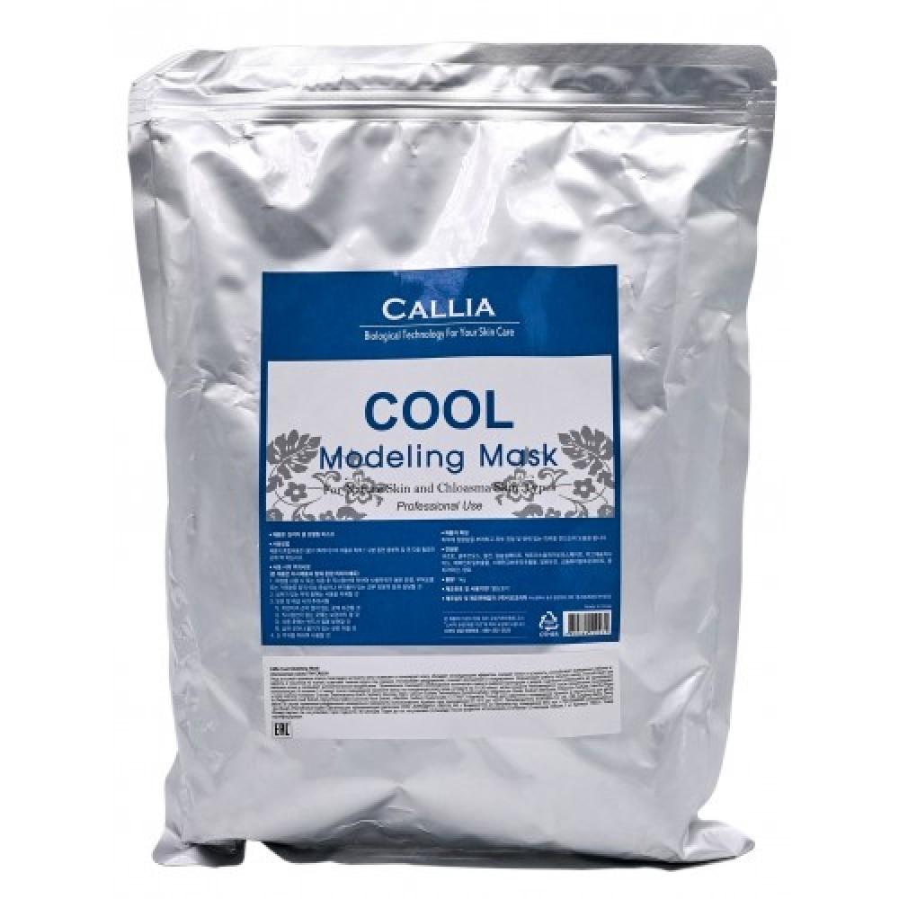 CALLIA Альгинатная маска для лица Cool Modeling Mask, 1 л