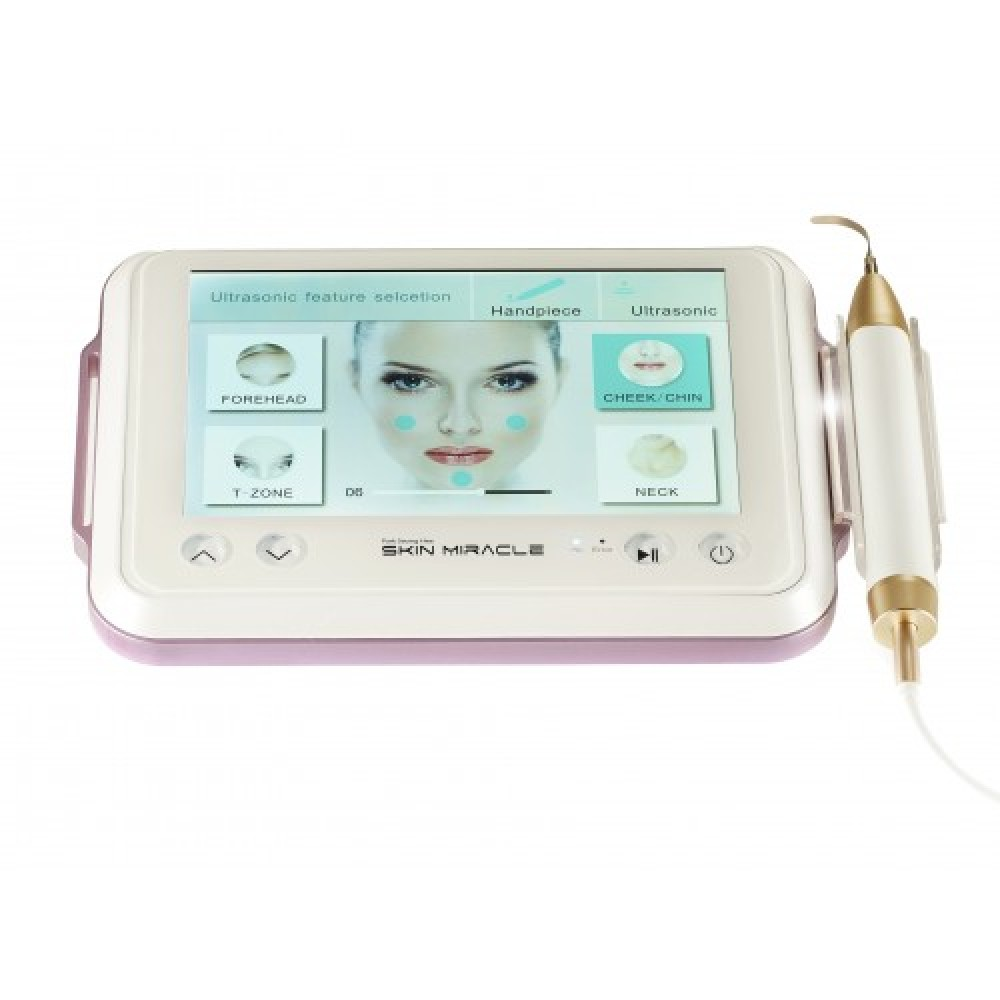 Dr. Healux Аппарат для ультразвуковой чистки лица PARK SEONG HEE SKIN MIRACLE