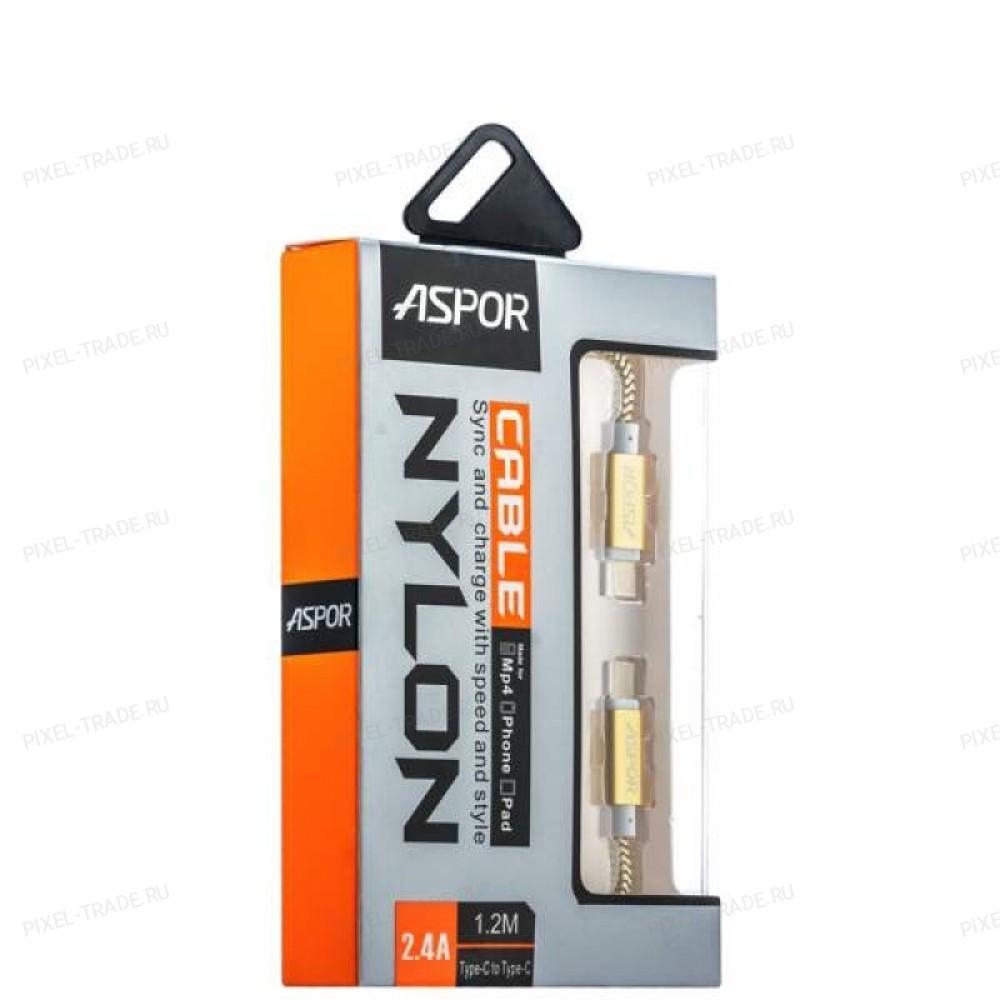 USB-кабель Aspor A162 Type-C