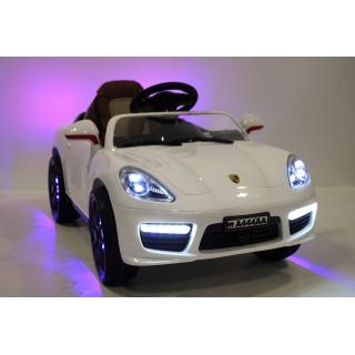 Электромобиль Porsche Panamera  A444AA VIP Белый