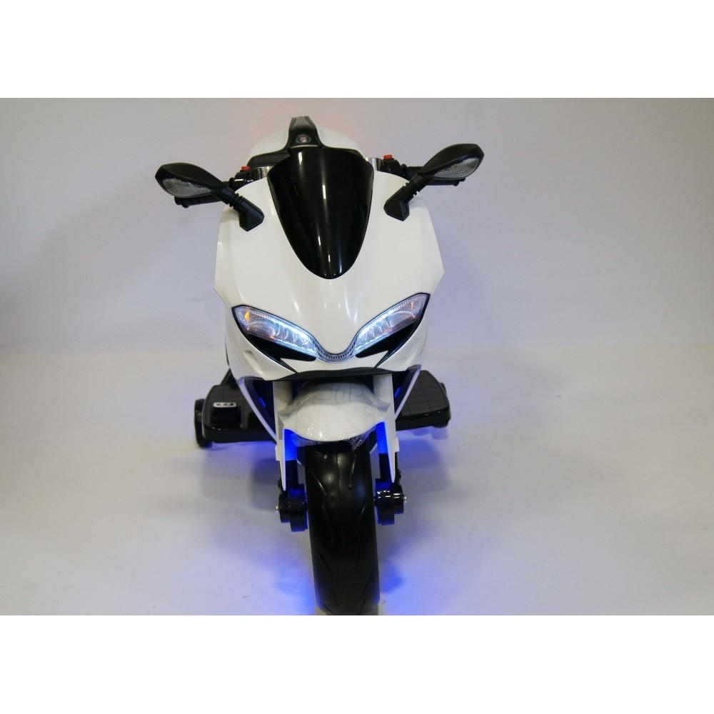 Мотоцикл A001AA Белый