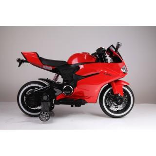 Мотоцикл A001AA Красный